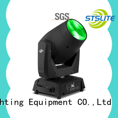 STSLITE headmoving led beam light head spot for nightclubs
