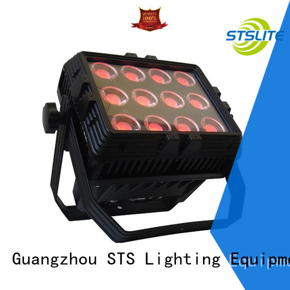STSLITE par led par dmx zoom effect for stage