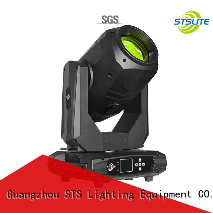 STSLITE rich color moving stage lights versatility for concerts