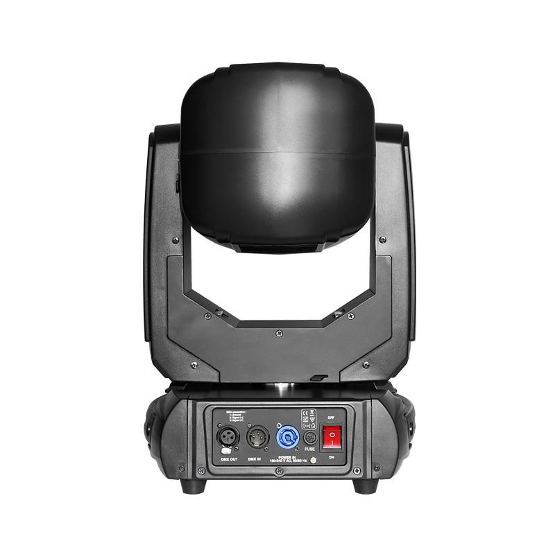 STSLITE rainbow beam spot moving head 75W LED for DJ-3