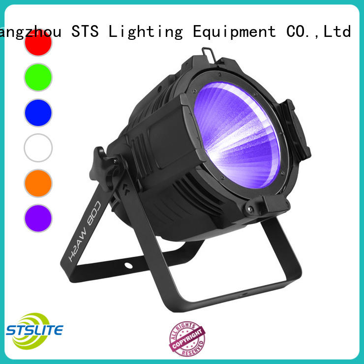 STSLITE compact size stage can lights novel housing for stage