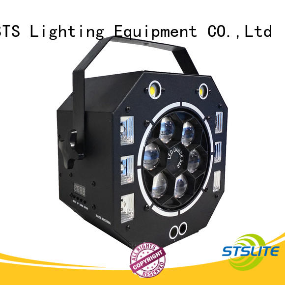 STSLITE colorful lightning effect lights studio for disco