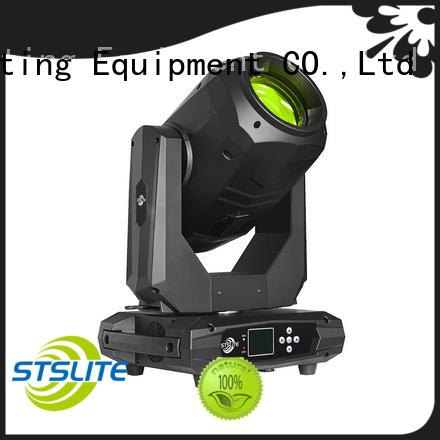 STSLITE clear pattern led mini moving light factory price for theaters