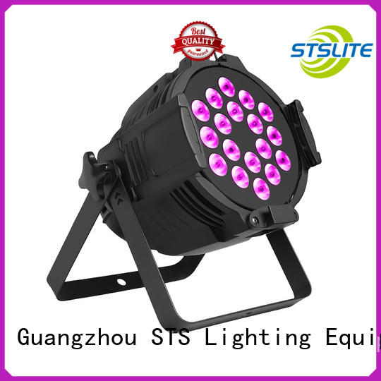 STSLITE compact size par can 64 zoom effect for stage