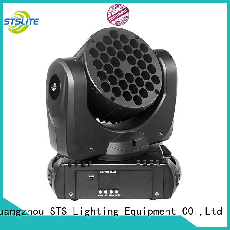 STSLITE 3pcs moving head wash light form China for discotheques