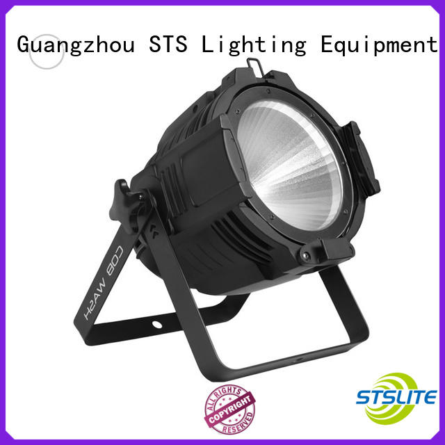 STSLITE compact size par 64 led theatre shows for stage