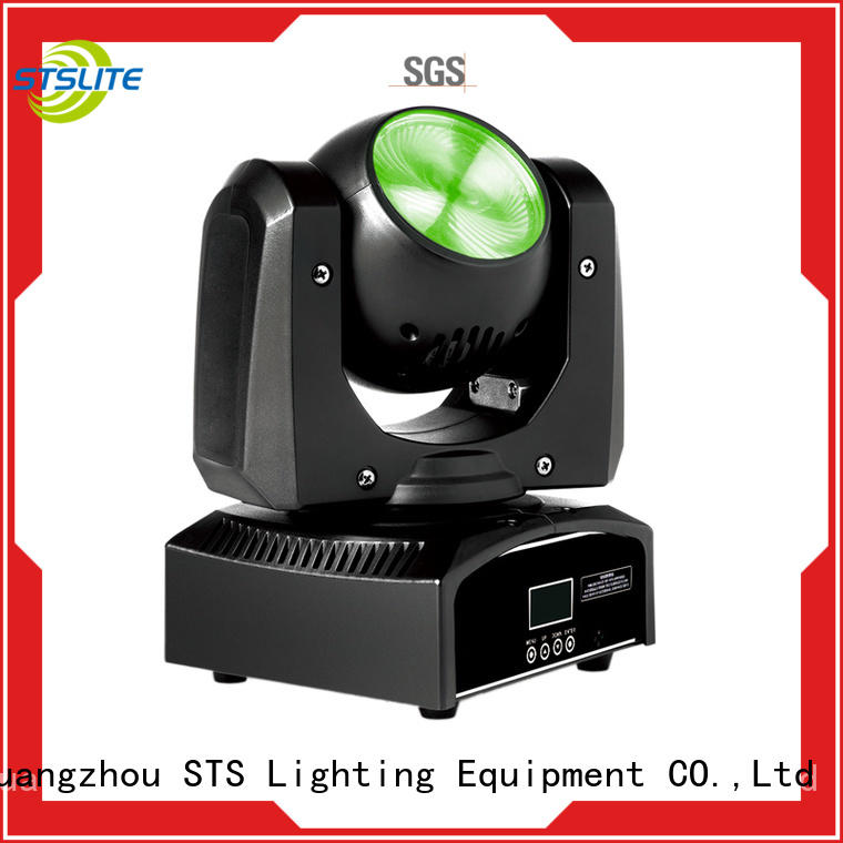 gobo wheel beam light moving 75W LED for big performance