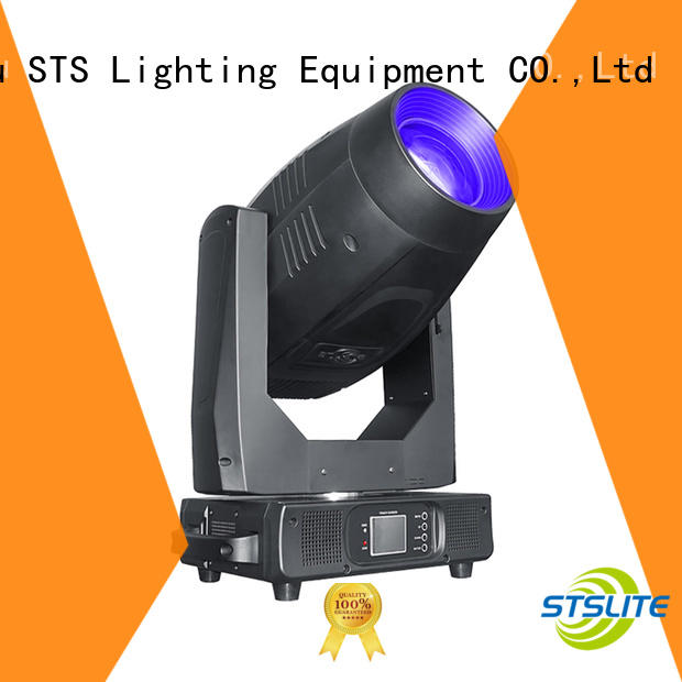 rich color led beam light hybrid versatility for theaters