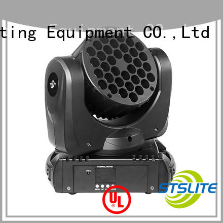 electronic moving spotlights laser maker for theatre,