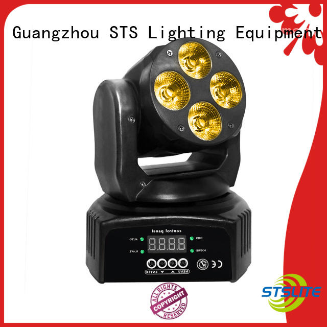36pcs led color wash factory price for theatre, STSLITE