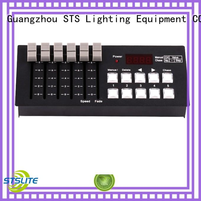 convenient dmx booster signal mixer for lightting
