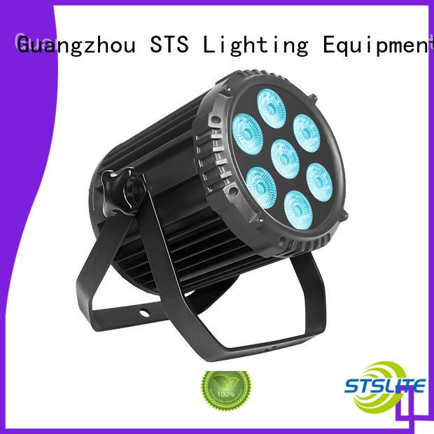 professional led lights par cans 200w novel housing for show