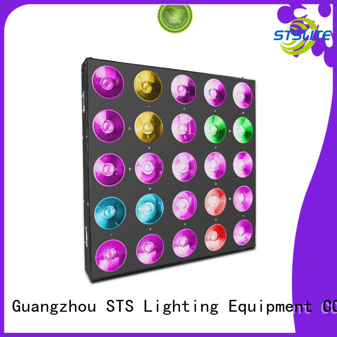 STSLITE electronic stage lighting blinders optional for party