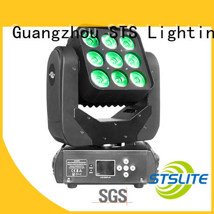 STSLITE 715 best led wash lights form China for TV studio,
