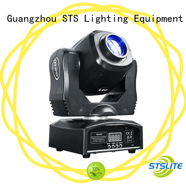 STSLITE 200W LED moving heads for sale sound control for nightclubs