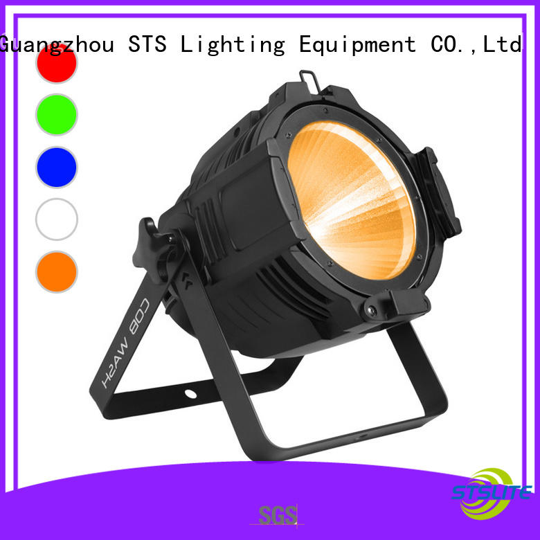 professional rgbw led par can cold novel housing for show