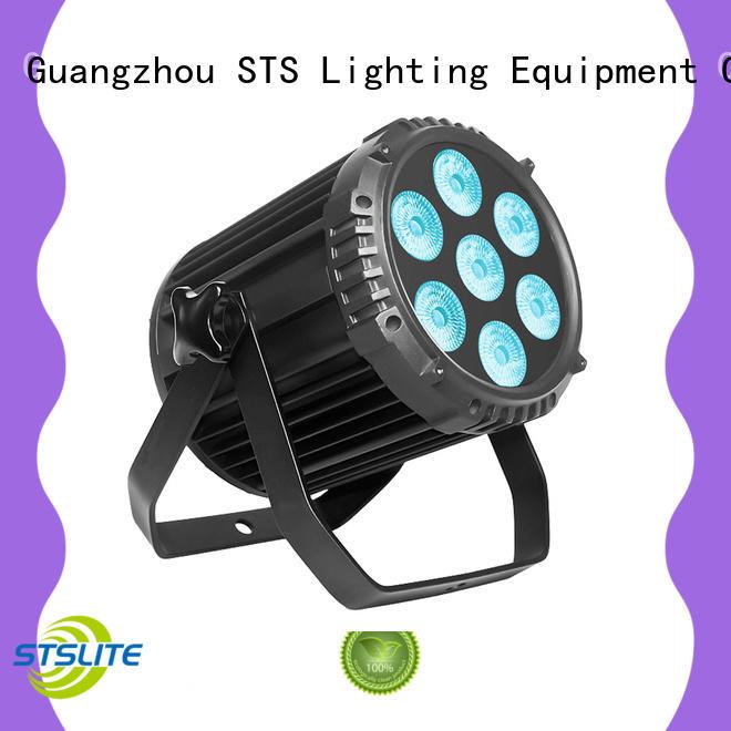 STSLITE 3w led par 64 lights novel housing for stage