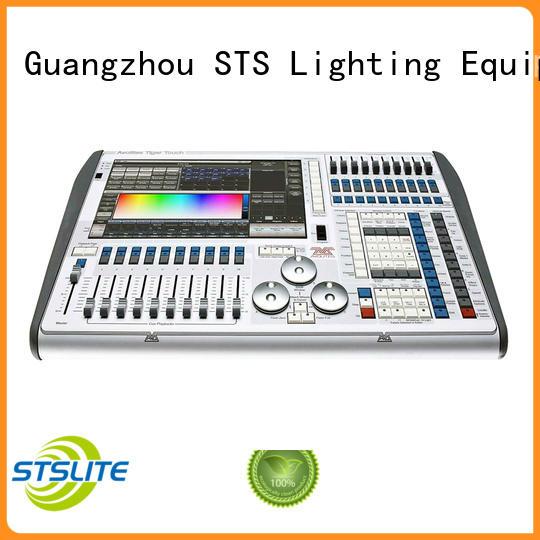 amplifier best dmx controller console for lightting STSLITE