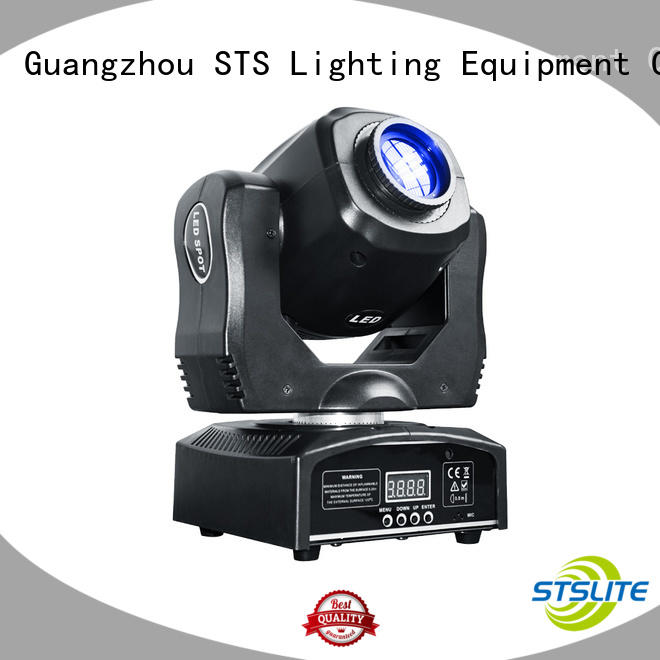 STSLITE rich pattern dj moving heads auto-mode for concerts
