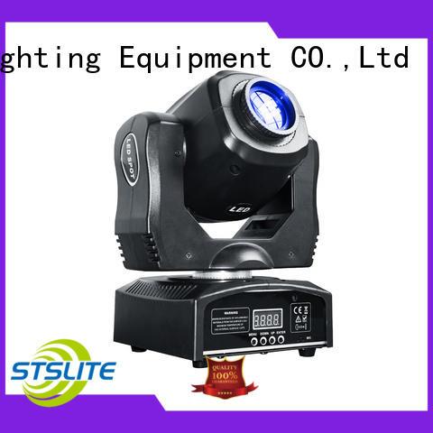 STSLITE spot moving light fixture versatility for concerts