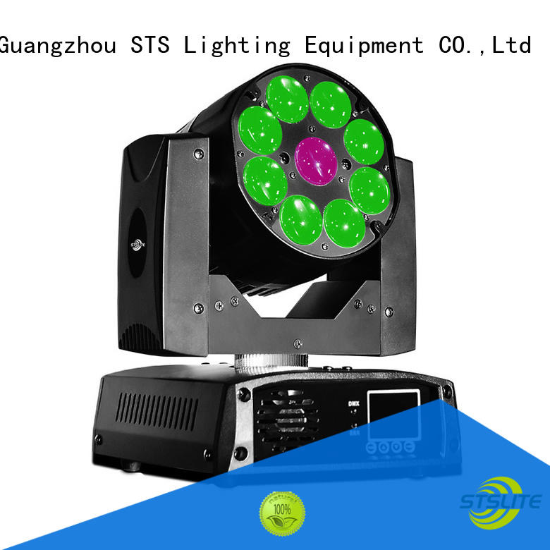 STSLITE 18 moving led lights maker for TV studio,