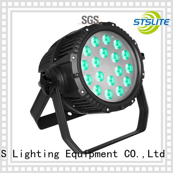 STSLITE compact size par can stage lights dj for events