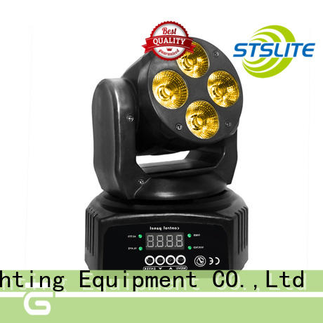STSLITE rich saturated colours led moving head lighting for discotheques