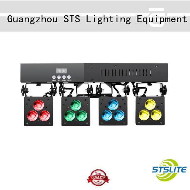 STSLITE quad dry ice machine lamp for disco