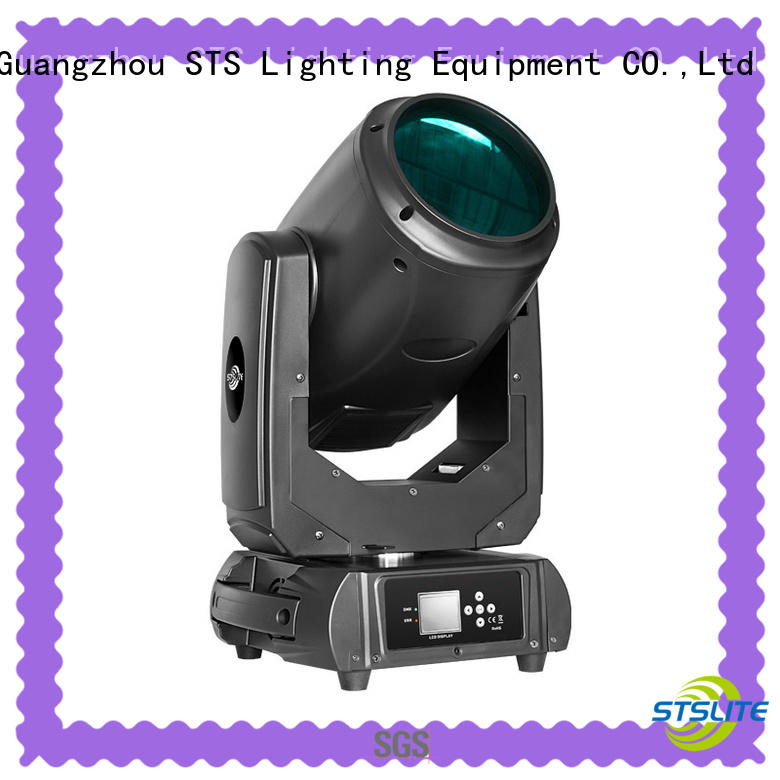 STSLITE light moving led wash deluxe for DJ
