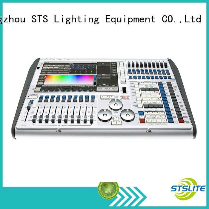 STSLITE 100240v best dmx controller programming for splitter
