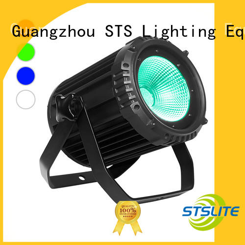 STSLITE g30 mini par can lights zoom effect for events