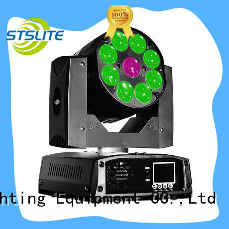 STSLITE rich saturated colours mini moving lighting for discotheques