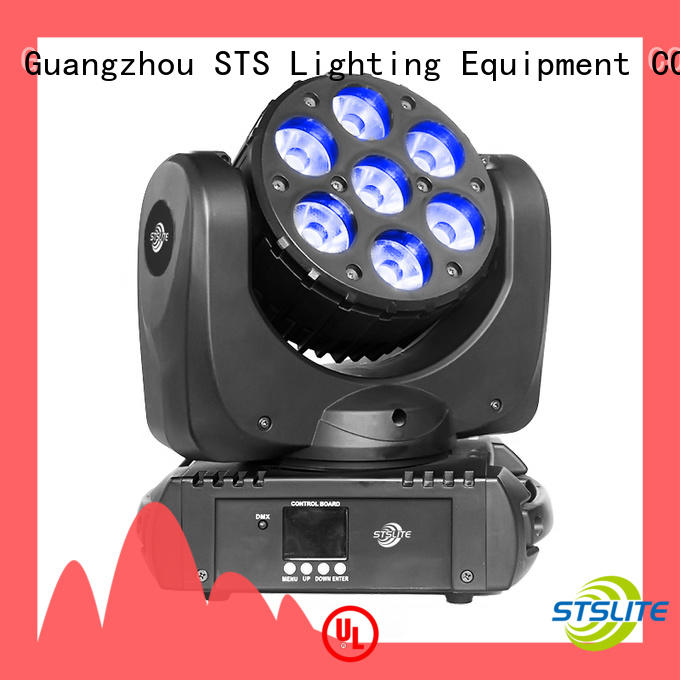 STSLITE professional moving wash lights form China for theatre,