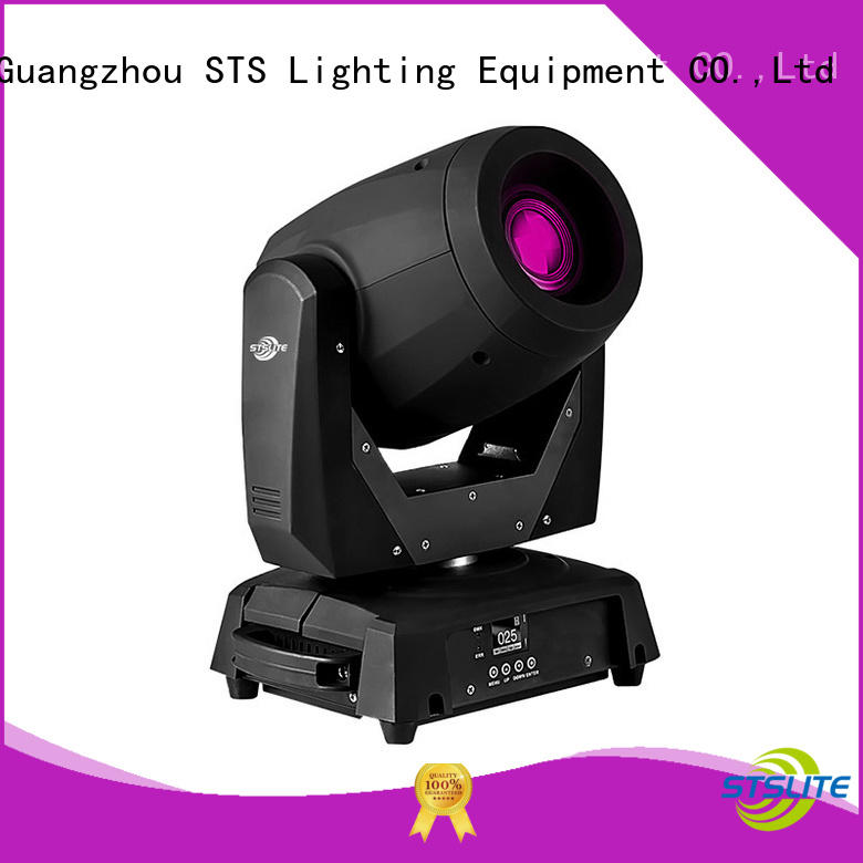 STSLITE rich pattern moving led wash factory price for concerts