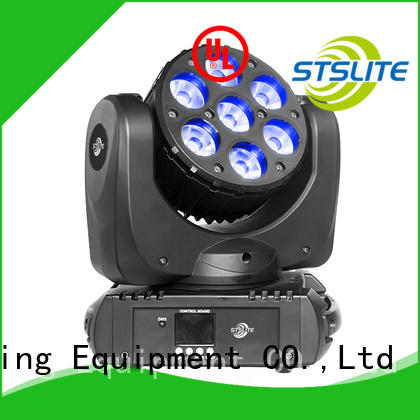 STSLITE rich saturated colours moving head spot maker for live show