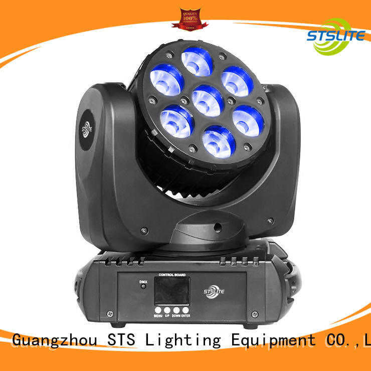 led wash dmx head discotheques STSLITE