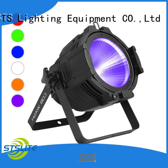 STSLITE compact size cob led stage lighting dj for pub