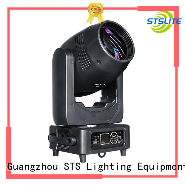 STSLITE rainbow moving head beam spot head spot for DJ