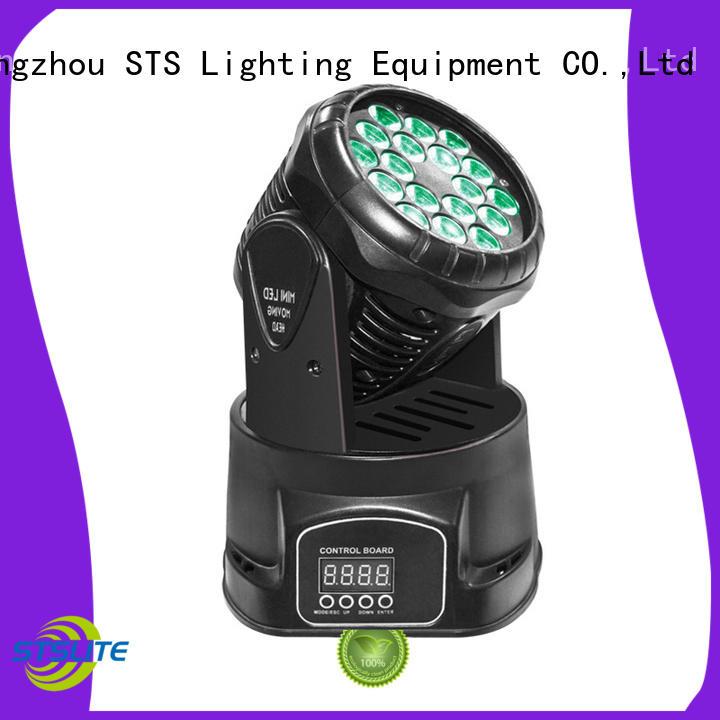 368z led wash dmx 1210 for TV studio, STSLITE