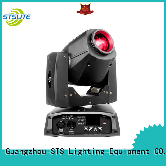 head dj moving heads factory price for churches STSLITE