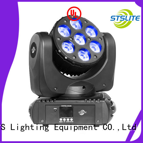 STSLITE electronic mini moving lighting for discotheques