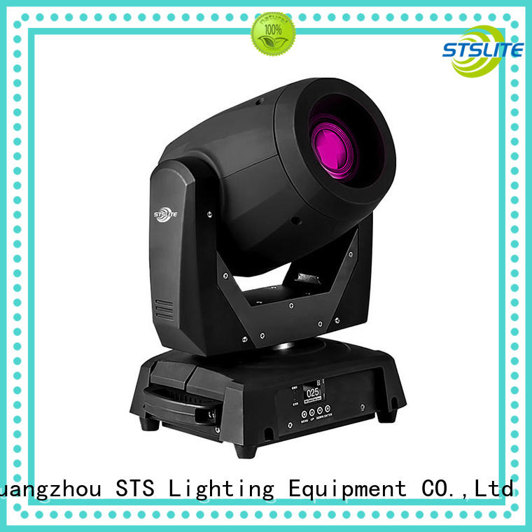 STSLITE rich color moving head profile auto-mode for theaters