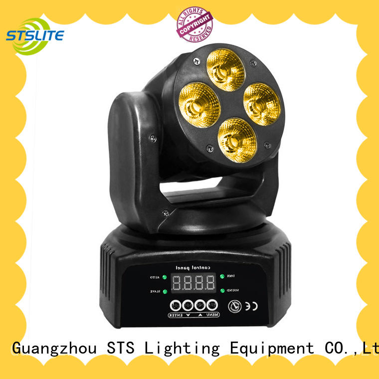 STSLITE 15w move head lighting for theatre,