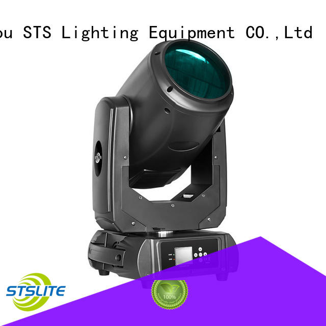 STSLITE headmoving outdoor moving head head spot for family party