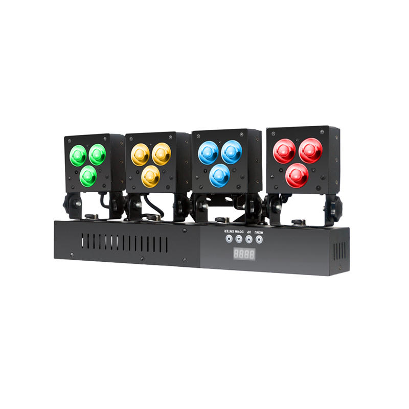 STSLITE perfect matrix led licht 450tcww for club-1