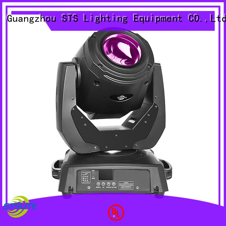 STSLITE 400 17r moving head head spot for family party