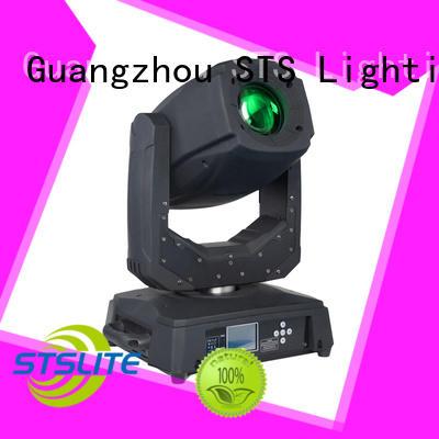 200W LED dj moving head lights lighting for nightclubs