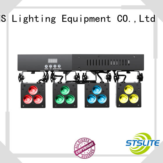 STSLITE convenient led bar graph lamp for stage