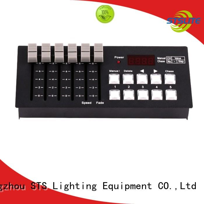 STSLITE digital dmx console system for software