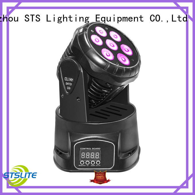 STSLITE mini moving wash led lighting for theatre,